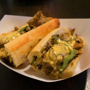 Best Vegan Cheesesteak in Philly Contest
