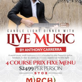 Valentine's Day Indian-Style at Mirchi in Mount Laurel