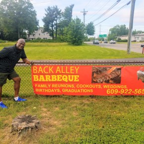 Back Alley Barbeque Now Open in Pennsauken Township