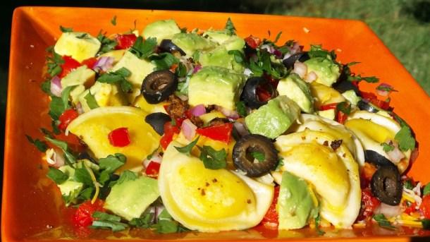 Mrs Ts Pierogie Taco Salad