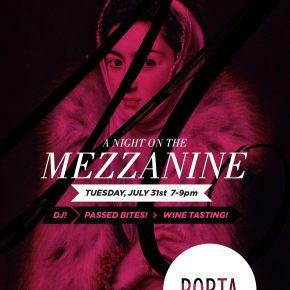 Porta Unveils Newly-Designed Mezzanine