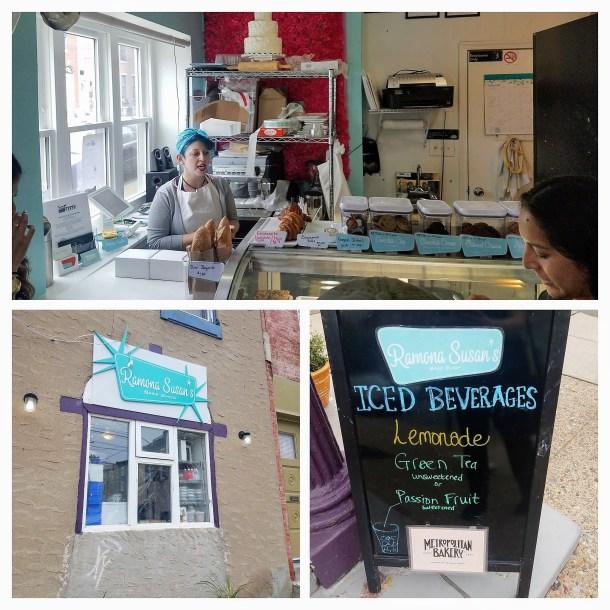 Fishtown Food Tour Ramona Susan's Bake Shop