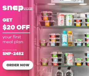*NEW* Snap Kitchen Meal Plans