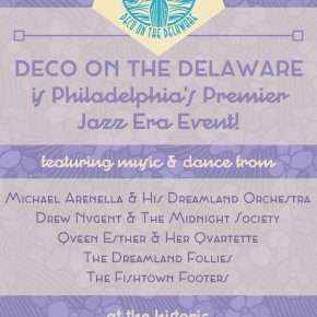 Jazz It Up at Deco on the Delaware at the Glen Foerd Estate