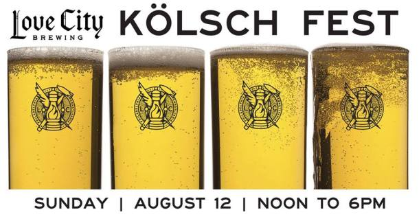 Love City Brewing Philadelphia Kolsch Fest