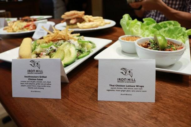 Iron Hill Brewery & Restaurant Center City Food