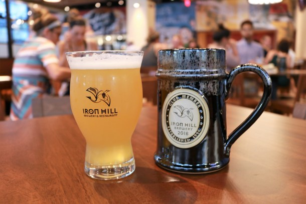 Iron Hill Brewery & Restaurant Center City Preview