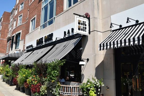 Louie Louie Bistro & Bar University City