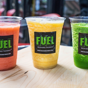 CBD Infused Smoothies Now Available at All FUEL Locations