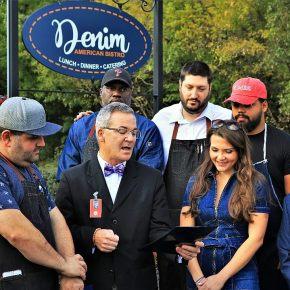 Denim American Bistro Grand Opening