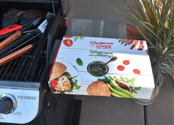 Wholesome Pantry Barbecue with a Buzz box
