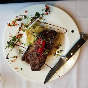 Review: Chubby's 1 ½ Steakhouse in Gloucester City