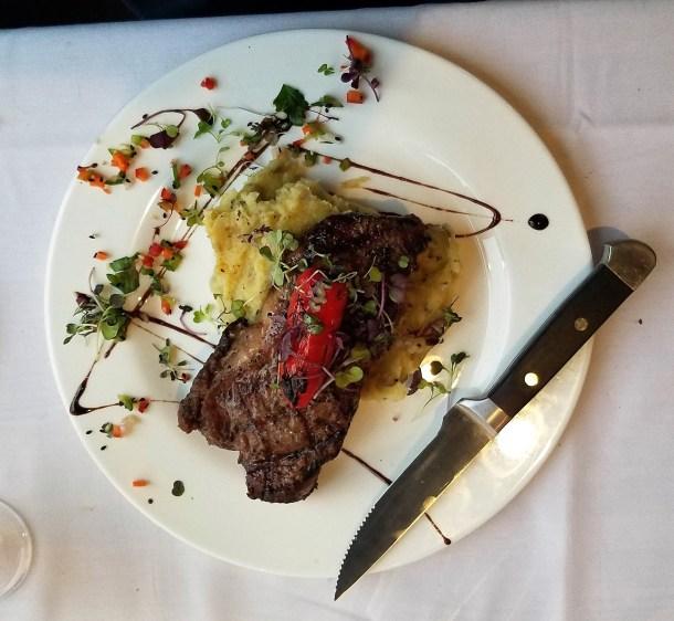 Chubby's New York Strip Steak