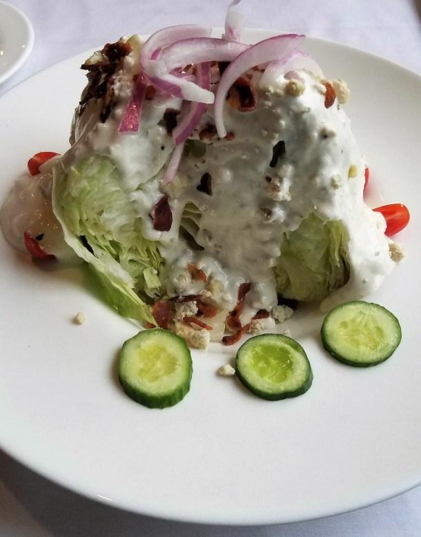 Chubby's Wedge Salad
