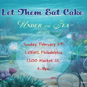 Let Them Eat Cake – Under The Sea