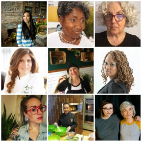 Badass Female Chefs of Philadelphia: Vegan Chefs Edition