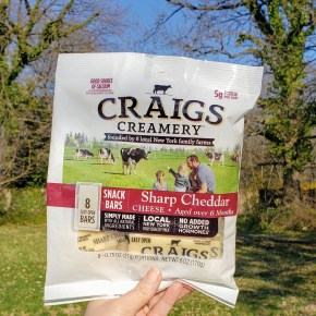 Product Corner: Craigs Creamery Cheeses