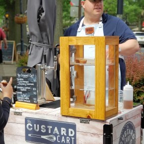 Merchant Spotlight: The Custard Cart
