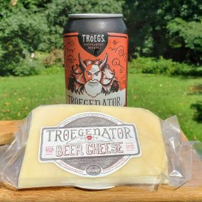 Product Corner: Troegenator Beer Cheese