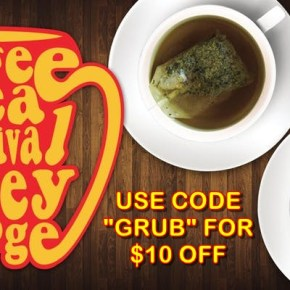DISCOUNT TICKETS for Valley Forge Coffee & Tea Festival December 14-15
