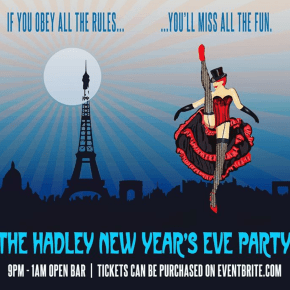 Burlesque Themed New Year's Eve at The Hadley