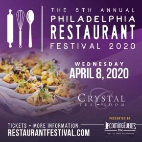 Discount Tickets for 5th Annual Philadelphia Restaurant Festival
