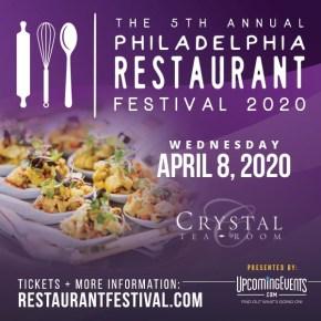 Discount Tickets on Sale for 5th Annual Philadelphia Restaurant Festival