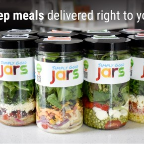 Simply Good Jars Offers Home Delivery for a Limited Time