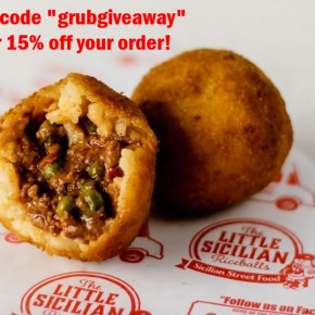 Foodie Gift: Italian Riceballs (Promotional Offer)