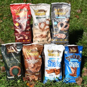 Product Corner: Unique Snacks Pretzels, Pretzel Dips & Chocolate Pretzels 🥨