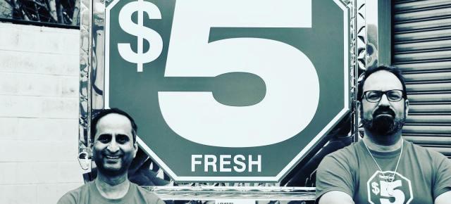 5 Dollar Fresh Burger Stop