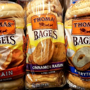 Thomas' Celebrates National Bagel Day on January 15