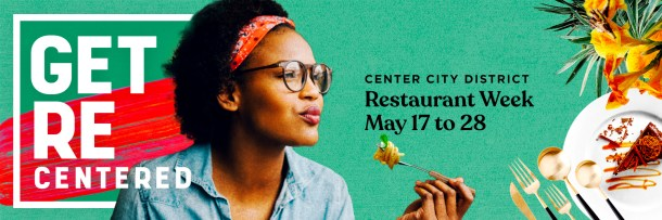 Center City Restaurant Week 2021
