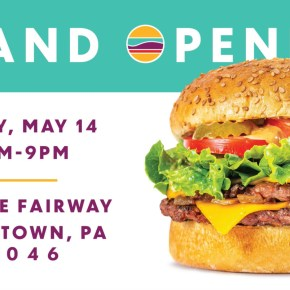 PLNT Burger Opens New Jenkintown Location This Friday