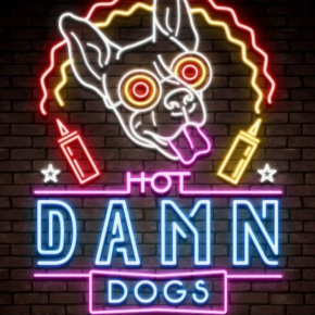 Hot Damn Dogs Pops Up in South Philly