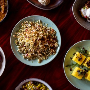 Tiffin Indian Cuisine Launches 100% Plant-Based Indian Chaat Factory