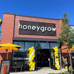 Growing: honeygrow opens its 25th location in Fishtown