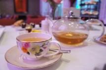 Afternoon Tea Ritz Carlton Philly Grub