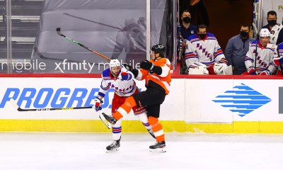 Flyers Rangers