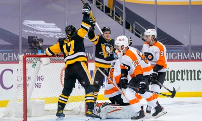 Flyers defensive breakdowns