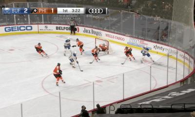 Flyers defensive lapses