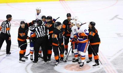Flyers Islanders