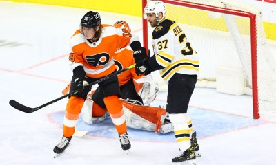 Flyers Bruins