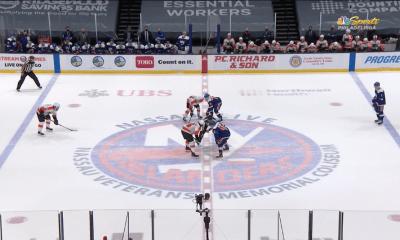 Flyers Islanders OT