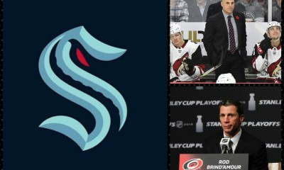 nhl rumors, seattle kraken, rick tocchet, rod brind'amour