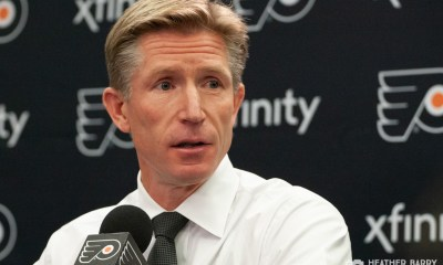 Flyers Expansion Draft Dave Hakstol