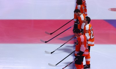 Flyers lineup