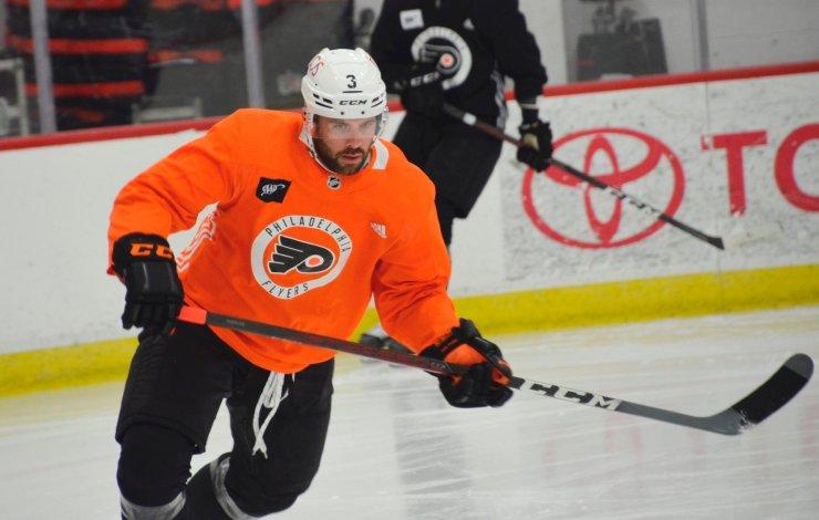 Keith Yandle Flyers