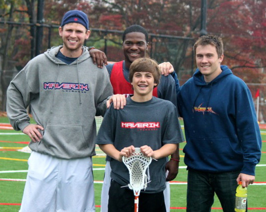 John Christmas Lacrosse.Philly Gear New Maverik Commercial Is Introduced With John