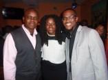 AfriPRO founder Olu & AfriPRO members